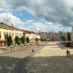 Реконструкція пл. Ринок у Дрогобичі. Буде фонтан :)