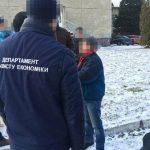 У Бориславі затримали голову комісії з питань земельних відносин