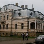 Як у Дрогобичі дендропарк роздерибанили… (вілла Яроша)