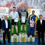 Андрій Лагуш  з с.Верхні Гаї вчергове завоював «золото» на Кубку України