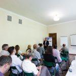 """У Дрогобичі відбулася публічна дискусія """"Медична реформа: хто за що платитиме""""(фото)"""