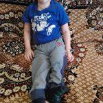 Допоможемо Василькові ходити – 4-річний дрогобичанин потребує нашої допомоги!