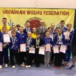 Юні дрогобичани призери фіналу Кубку України з УШУ!