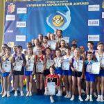 І знову перемога. Юна дрогобичанка – чемпіонка України зі стрибків на акробатичній доріжці