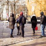 """У Дрогобичі відбулася акція """"Полюби депутата свого міста"""" (ВІДЕО)"""
