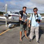 Дмитро Комаров здійснить рекордний політ через всю Україну, у планах – зупинка в Дрогобичі