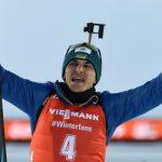 Український біатлоніст Дмитро Підручний вперше в історії країни став чемпіоном світу