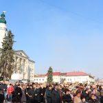 У Дрогобичі відбулась хресна хода вулицями міста (ВІДЕО)