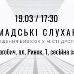 Рекламні вивіски чи історичне місто?///Дрогобичан запрошують на громадські слухання
