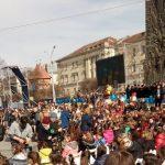 У Львові встановили національний рекорд з одночасного виконання на бандурах творів Шевченка (ВІДЕО)