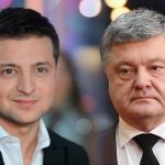 Порошенко привітав Зеленського з офіційною перемогою на виборах