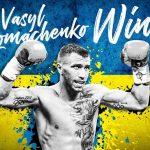 Бокс: Василь Ломаченко нокаутом переміг британця Ентоні Кролла (ВІДЕО)