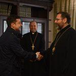 Глава УГКЦ зустрівся з новообраним Президентом України