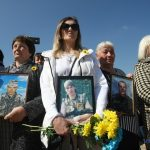 У Києві відбулася Хода матерів загиблих воїнів АТО/ООС (ФОТО)