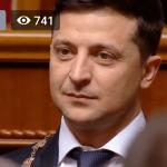 Зеленський тепер офіційно президент України