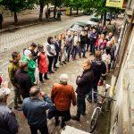 Архітектурне варварство на вулиці Шевченка. Громада Дрогобича відстоює своє місто (ВІДЕО)
