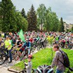 Велодень 2019: понад п'ятсот учасників та дружня атмосфера (ВІДЕО)