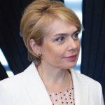"""До школи не пустили міністра освіти Лілію Гриневич: вимагали """"дозволу"""""""