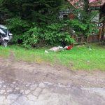 Біля Дрогобича у ДТП травмувалися шестеро людей (ВІДЕО)