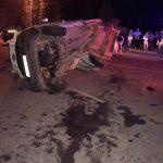 З'явилось відео жахливої ДТП в Бориславі. Загинула жінка