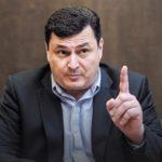 Квіташвілі закликав дрогобиччину голосувати за Романа Ілика