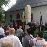 У Підбужі, на території колишньої в'язниці, встановлено пам'ятну дошку і стелу жертвам НКВС та НКДБ