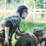 У Дрогобичі завершився військово-спортивний табір B A R I E R . 1 (ВІДЕО)