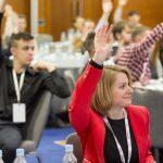 Жінки в українській політиці. Скільки місць у списках відвели їм політичні сили