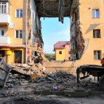 Причини обвалу будинку у Дрогобичі назвуть не раніше кінця жовтня