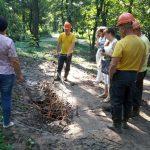 """У Бориславі """"з'явився"""" з-під землі ще один туристичний об'єкт"""