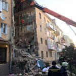 30 серпня у Дрогобичі поховають загиблих у обвалі будинку на Грушевського