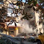Зареєстровано два провадження за фактом обвалу частини будинку у Дрогобичі