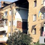 Триває ліквідація наслідків обвалу будинку в Дрогобичі (ВІДЕО/КОМЕНТАРІ)