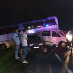 Автобус із дітьми потрапив в аварію на Львівщині