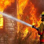 У Бориславі вогнеборці ліквідували пожежу в господарській будівлі