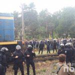 Львівська облрада вимагатиме від Авакова відсторонити керівника поліції області. Через силовий розгін активістів