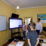 Бориславська гімназія поповнила матеріальну базу
