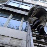 У Трускавці рятувальники потрапили до квартири на 7-му поверсі у якій зачинилась бабуся