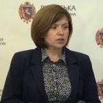 Любомира Мандзій іде з посади керівника департаменту освіти Львівської ОДА