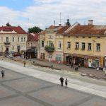 Дрогобич отримав кошти на продовження реконструкції площі Ринок