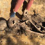 У Дрогобичі знайшли останки людей, закатованих московським НКВС (Відео/ Фото/ +18)