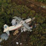 Закінчилося пальне: названа причина падіння літака біля Львова (ФОТО)