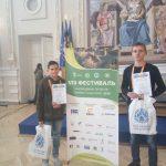Школяр з Дрогобича переміг у всеукраїнському конкурсі стартапів