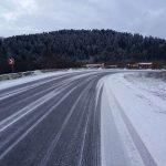 На Львівщину сунуть сніг і ожеледиця