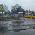 Капітальний ремонт дороги біля залізничного вокзалу у Дрогобичі – відкладається. Тендер не відбувся (ВІДЕО)
