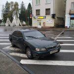 Як у Дрогобичі водії паркуються або — нові знаки та нові порушники (ВІДЕО)