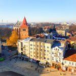 Дрогобич потрапив у десятку найуспішніших малих міст України