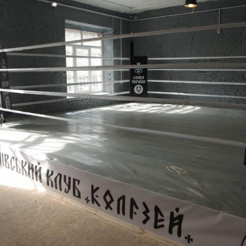 Степан Щудло реалізував свою мрію! У Дрогобичі відкрито центр єдиноборств – «Колізей» (ВІДЕО)