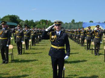 Львівська академія сухопутних військ випустила майже 600 лейтенантів