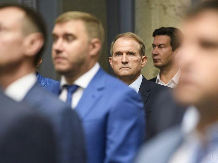 Віктор Медведчук передавав в Росію секретну інформацію про підрозділ ЗСУ
